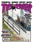 Thrasher Magazine Subscription for prison inmates