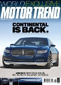 Motor Trend Magazine Subscription for prison inmates