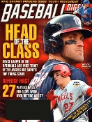Baseball Digest Magazine Subscription for prison inmates, send a smile to your baseball fan in prison.