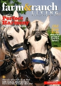 Farm & Ranch Living Magazine Subscription for prison inmates