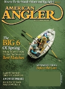 American Angler Magazine Subscription for prison inmates