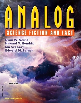 Analog Science Fiction and Fac, Magazine Subscription for prison inmates