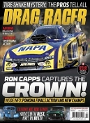 Drag Racer Magazine Subscription for prison inmates