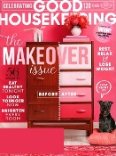 Good Housekeeping Magazine Subscription for prison inmates. Send a smile to your loved one in prison today!