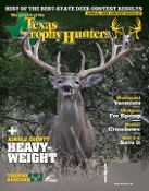 Journal of the Texas Trophy Hunters Ass. for prison inmates