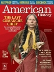 American History Magazine Subscription for prison inmates