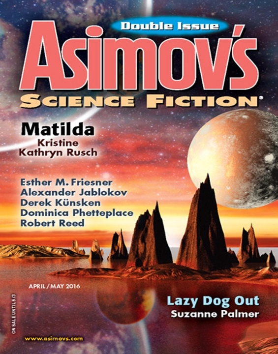 Asimov Science Fiction magazine subscription for prison inmates