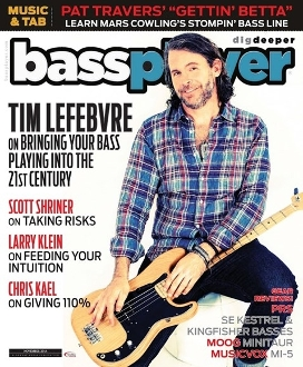 Bass Player Magazine Subscription for prison inmates