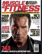 Muscle & Fitness Magazine Subscription for prison inmates