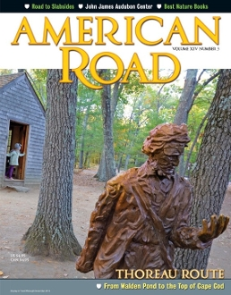 American Road Magazine Subscription for prison inmates, how to send magazines to prison, Imailtoprison.com