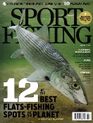 Sport Fishing Magazine Subscription for prison inmates
