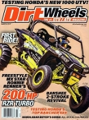 Dirt Wheels Magazine Subscription for prison inmates