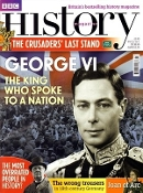 History Magazine Subscription for prison inmates