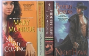 Beverly Jenkins & 3 Contemporay Urban Novels