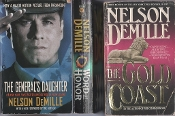 Nelson DeMille X 3