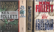 used books for inmates: Ken Follet: 4 historicals