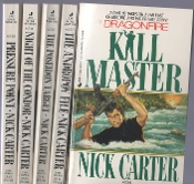 used books for inmates: Killmaster #230 to 234