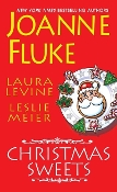 Three Christmas Mysteries by Fluke, Joanne Levine, Laura Meier, Leslie Pub Date: October 27, 2020