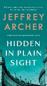 new Jeffery Archer book mailed to prison inmate