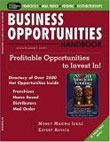 Business Opportunities Handbook, Magazine Subscription for prison inmates